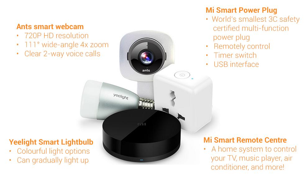 Xiaomi-smart-home-control-gadgets
